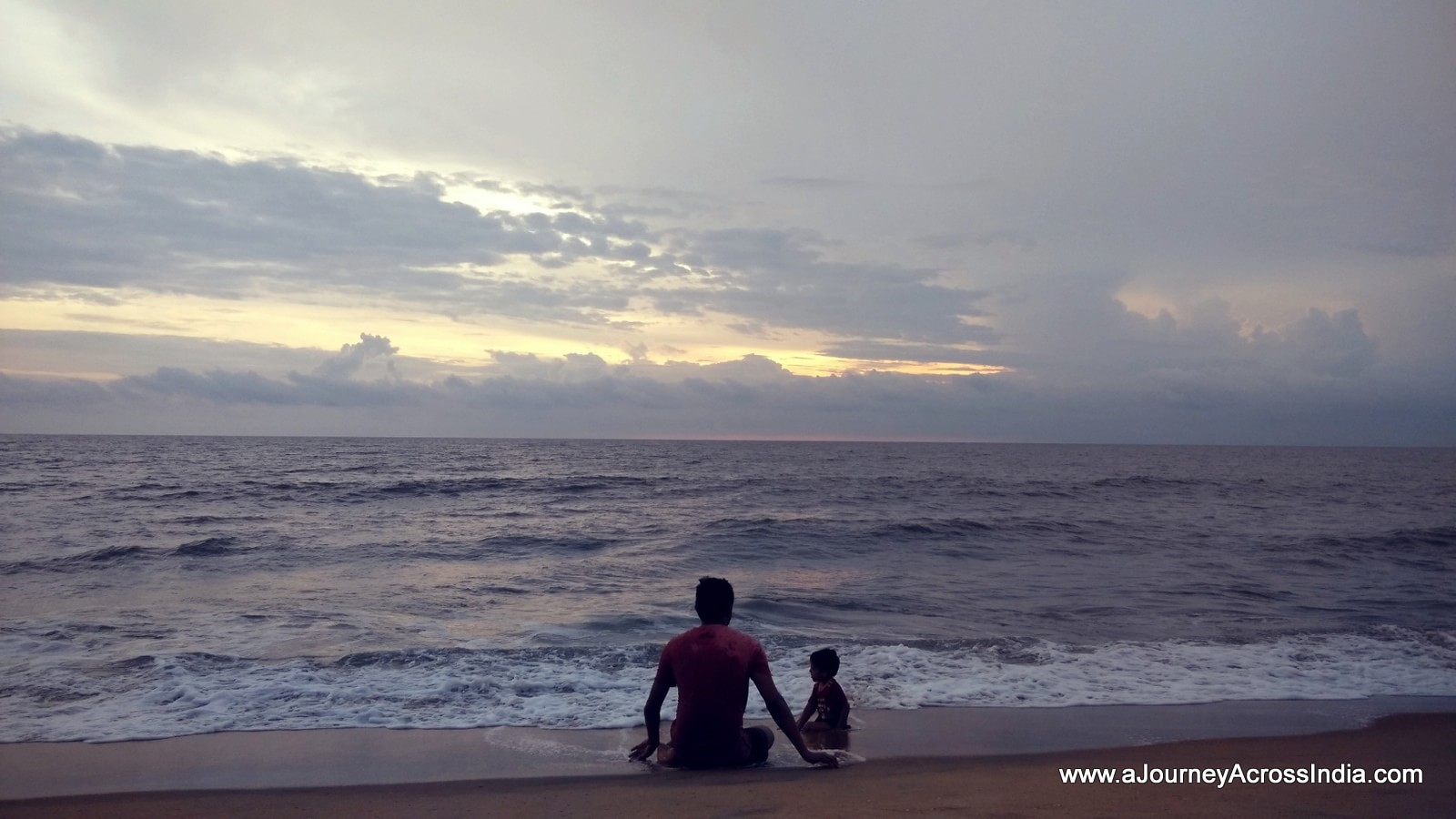 Kuzhuppilly Beach Kerala