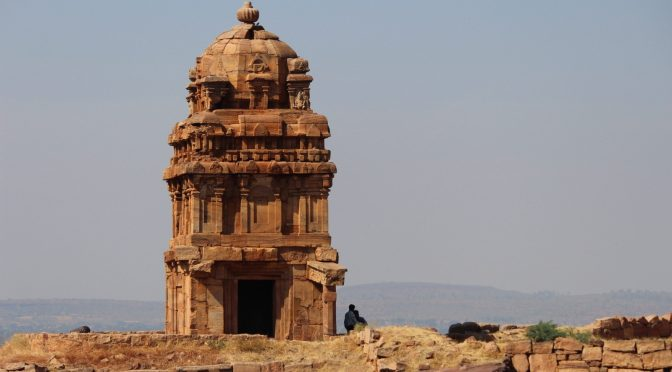 Badami: The Land of Rocks
